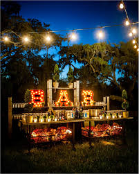 backyard party ideas for your lovely wedding party