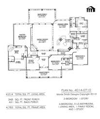 Country Style Homes Plans 100 3 Bedroom 2 1 2 Bath Floor Plans Country Style House