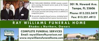 funeral homes prices williams funeral home dsi black pages