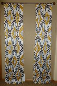 fantastic ideas for ikat drapes design best images about ikat