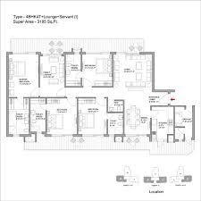 Massage Spa Floor Plans by Park View Grand Spa Bestech Park View Grand Spa
