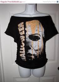 halloween michael myers men u0027s t shirt monster love pinterest