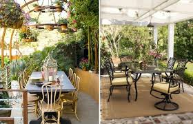 garden area ideas attractive ideas for a cozy and beautiful dining area in the