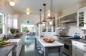 a contemporary kitchen redesign in santa monica wsj