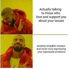 Hate Meme - self hate meme straight out of the trash dank meme
