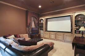 Media Room Pictures - home theater