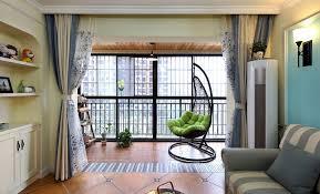 living room renovation mediterranean balcony living room renovation renderings interior