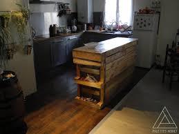 fabriquer un ilot de cuisine charmant fabriquer ilot central cuisine et fabriquer ilot cuisine
