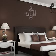 Chandelier Stencils Chandelier Wall Stencil Beatrice For Wall Decorate Painting J