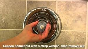 How To Fix Leaky Delta Shower Faucet The Rotational Limit Stop On Your Youtube Rough In A Er