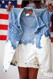 Light Jean Jacket 18 Creative Diy Ways To Update Your Denim Jacket Gurl Com