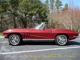 1966 corvette parts for sale 1966 corvette convertible for sale at buyavette atlanta