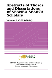 Dissertations In Education Abstracts Of Theses And Dissertations