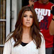 have you ever noticed this about kourtney kardashian u0027s hair color