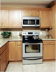 how to faux paint kitchen cabinets finished kitchen cabinet finished shaker style oak kitchen cabinets