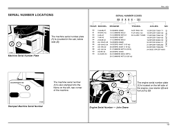 serial number locations lull 644b parts manual user manual