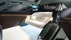 Vision Canopy by Rolls Royce Vision Next 100 Autonomous Concept Revealed U2013 Robb Report
