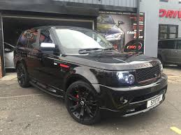 2012 Land Rover Range Rover Sport 2 7 Td V6 Hse 5dr Black Edition