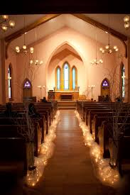 wedding altar decorations 21 stunning church wedding aisle decoration ideas to