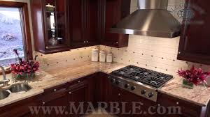 ivory brown granite kitchen countertops ii by marble com youtube