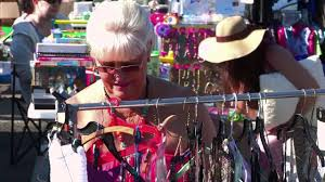 car boot prices guide car boot sale at carrara markets youtube