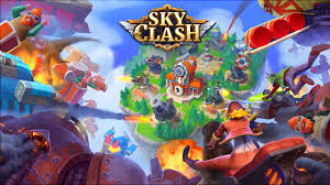 sky clash lords of clans 3d android apps on google play