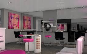 model deco salon salon de coiffure moderne des idées novatrices sur la conception
