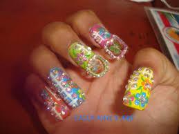 nail design names nail arts