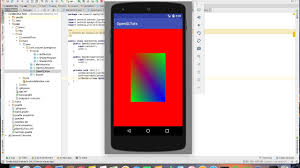 create a colored square with opengl on android youtube