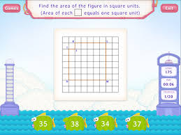 area of complex figures worksheets fourth grade math