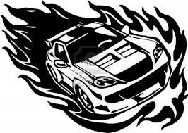 coloriage à imprimer véhicules voiture ferrari numéro 106181