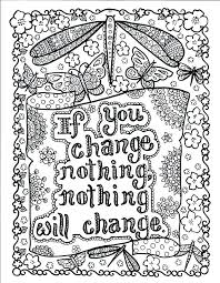 printable inspirational quotes to color coloring pages with quotes babysplendor com