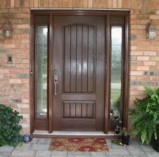 Fiberglass Exterior Doors For Sale Exterior Wood Doors Entry Door With One Sidelight Fiberglass For