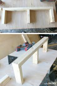 how to build floating shelves for extra bathroom storage