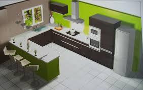 cuisine vert anis mod le cuisine vert anis et marron verte newsindo co