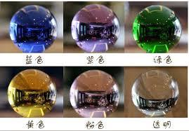 100mm green glass sphere asian