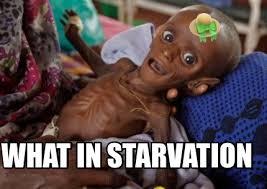 Starving Child Meme - meme creator starvation meme generator at memecreator org