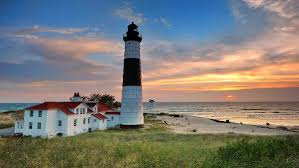 Best Cape Cod Lighthouses - outdoor lighthouse inn on lake michigan for beach style outdoor
