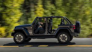 badass jeep wrangler 2018 jeep wrangler first drive evolving legend