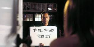 Quote From Love Actually by To Me You Are Perfect U0027 And 13 Other Romantic Movie Lines Huffpost