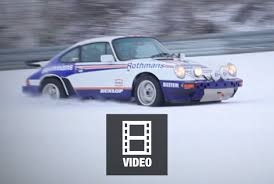 rothmans porsche 911 video porsche 911 sc rs im drift um den nürburgring