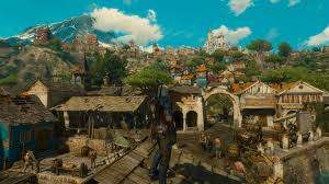 The Witcher 3 World Map by Witcher 3 Blood And Wine Pc Review The White Wolf Gets Some Sun