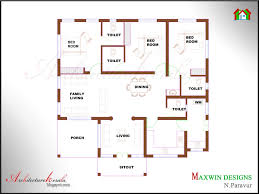 Two Bedroom Cottage Plans by Two Bedroom House Plans Kerala Style Ideas