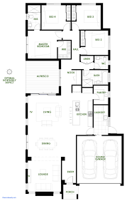 efficient house plans efficient house design awesome floor plan waratah new home design