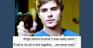 Musical Memes - 22 funniest things tumblr s said about high school musical smosh