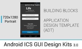android gui designer 11 useful android gui kits and templates dreamcss