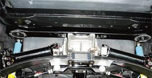 c2 corvette rear suspension c3 corvette chassis modification chevy diy