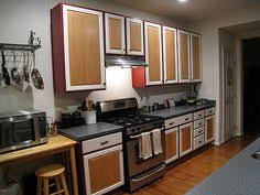 Kitchen Cabinet Paints by I Really Like The Combo Of Painted Cabinets With Natural Wood