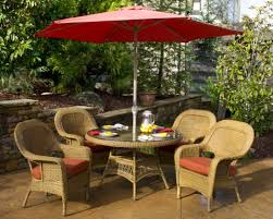 Restore Wicker Patio Furniture - thrilling right size umbrella for patio table tags umbrella for