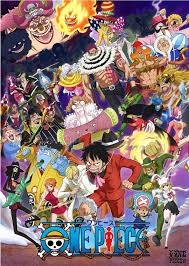 one piece one piece hell tea party onepiece